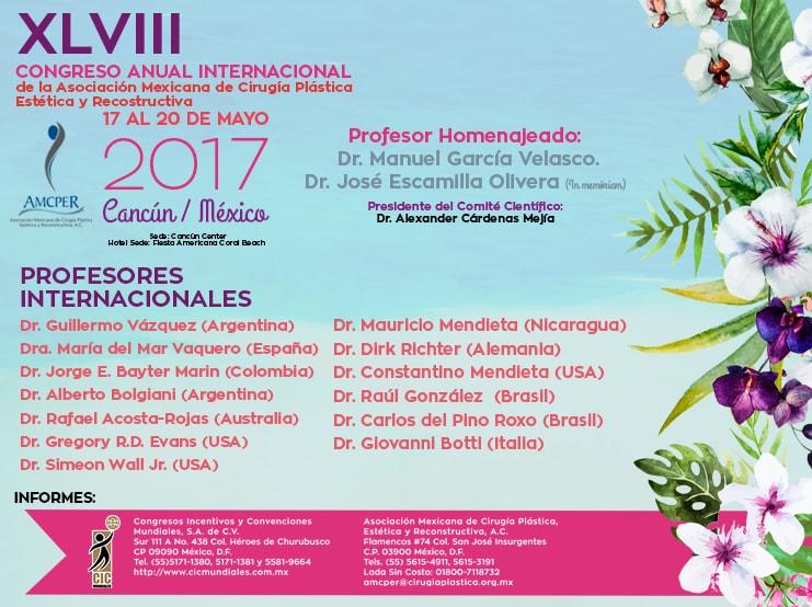AMCPER 17-20 DE MAYO CANCUN